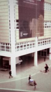 Bookfair - Outside