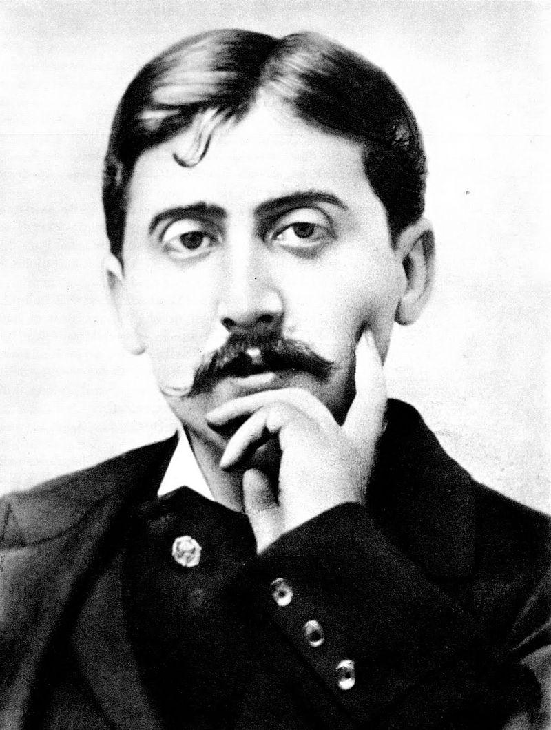 Marcel Proust um1900
