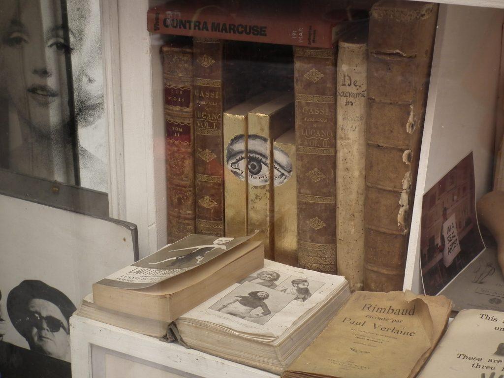 Book Culture Rome