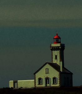 Leuchtturm auf der Belle-Îsle