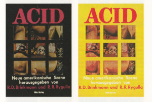 Cover der Anthologie Acid