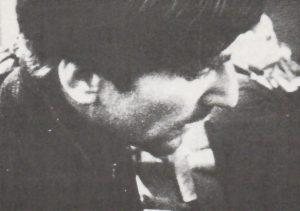 Rudi Dutschke - Szenenfoto aus Ruhestörung - Ereignisse in Berlin 1967