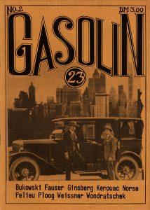 Zweite Nummer der Underground-Zeitschrift Gasolin 23