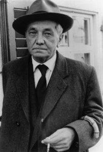 Peter Suhrkamp im Jahre 1955 (© Suhrkamp Verlag)