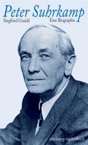 Siegfried Unseld - Peter Suhrkamp (Suhrkamp Verlag, 1975)
