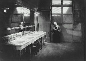 Emil Jannings in Der letzte Mann (Friedrich Wilhelm Murnau, 1924)
