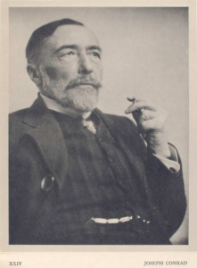 Joseph Conrad (1916)