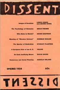Dissent - Frühjahr 1954