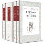 Gustave Flaubert: Der Bouvard-Pécuchet-Werkkomplex (Wallstein 2017)