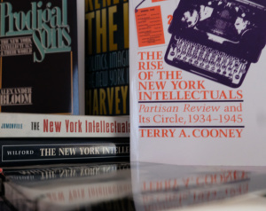 New York Intellectuals - Book Covers