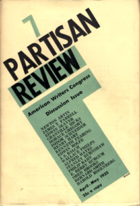 Partisan Review - April/Mai 1935