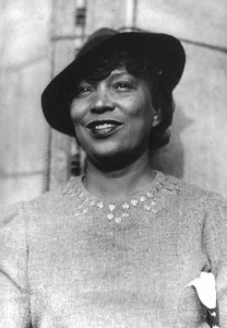 Zora Neale Hurston (Aufnahme zwischen 1935 und 1943)