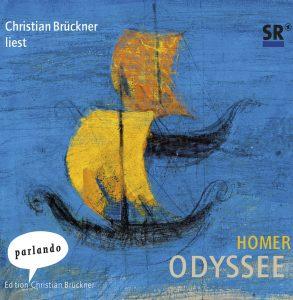 Homer: Odyssee (Edition Parlando, 2015)