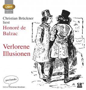 Honoré de Balzac: Verlorene Illusionen (Edition Parlando, 2012)