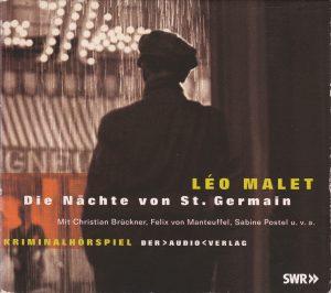 Léo Malet: Die Nächte von St. Germain (SWF 1994; DAV 2002)