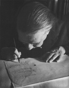 Jorge Luis Borges 1963
