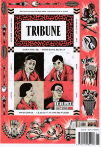 Die erste Tribune-Ausgabe nach dem Relaunch