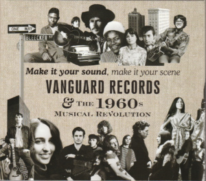Vanguard Records 1960s Musical Revolution