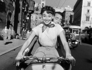 Szenenfoto aus Roman Holiday (William Wyler, 1953)