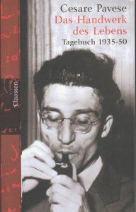 Cesare Pavese: Das Handwerk des Lebens (Claassen, 1988)