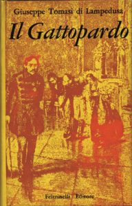 Giuseppe Tomasi di Lampedusa: Il Gattopardo (Feltrinelli, 1958)