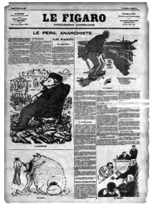 Le Figaro: Le Péril Anarchiste (1894)