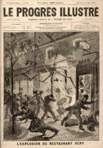 Explosion im Café Véry (Januar 1892)