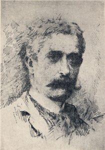 Giovanni Verga (Portrtät von Antonino Gandolfo)