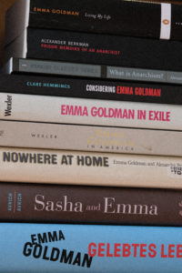 Emma Goldman Books