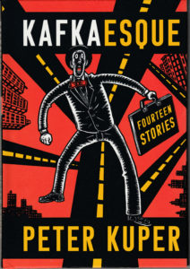Peter Kuper: Kafkaesque (W. W. Norton, 2018)