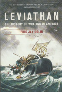 Die Barbarei der Auslöschung: Eric Jay Dolin - Leviathan (W. W. Norton, 2007)