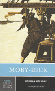 Herman Melville: Moby-Dick (Norton Critical Edition, 2018)
