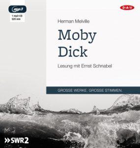 Herman Melville: Moby Dick (gekürzte Lesung von Ernst Schnabel, DAV, 2015)