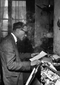 Burroughs - The Writer