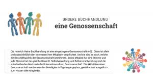 Statement der Heinrich-Heine-Buchhandlung (Hamburg)