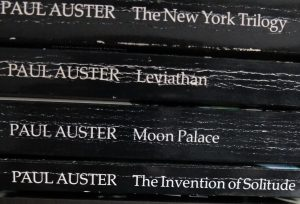 Paul Auster - Faber Editions