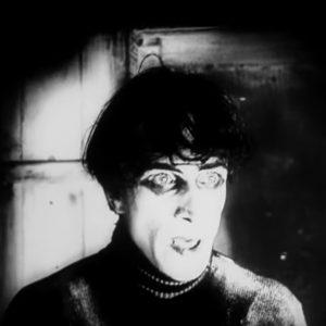Conrad Veidt: Szenenfoto aus Das Cabinet des Doktor Caligari>em>