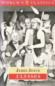 James Joyce: Ulyssesin der Textfassung von 1922