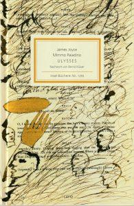 Mimmo Paladino - Joyces Ulysses (Insel-Bücherei Nr. 1255)