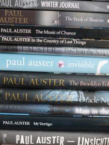 Paul Auster - Werkauswahl