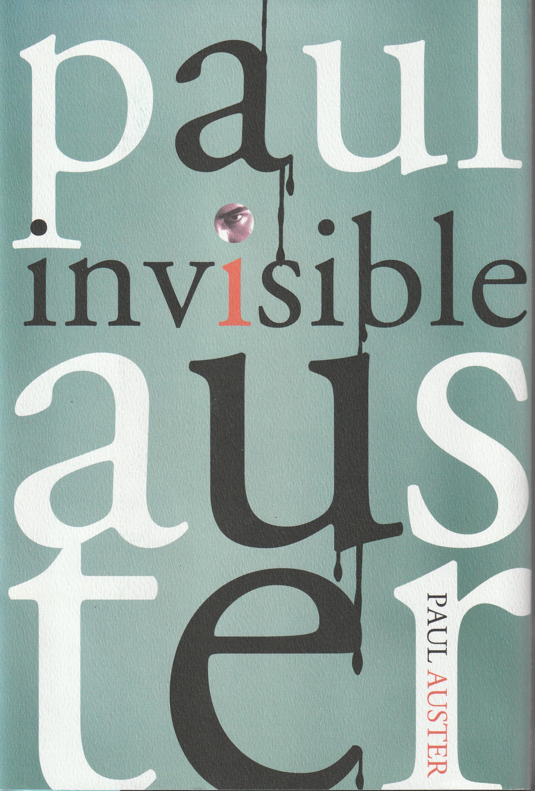 Paul Auster — <i>Unsichtbar</i>