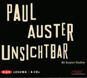 Paul Auster: Unsichtbar (RBB/DAV 2010)