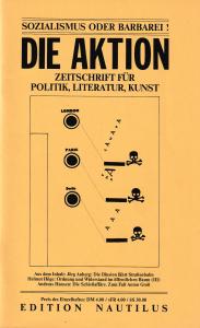 Die Aktion, Heft 58/59 (November 1989)