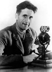 George Orwell bei der BBC 1940