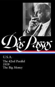 John Dos Passos: U.S.A. (Library of America, 1996)