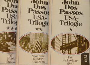 John Dos Passos: USA-Trilogie (Rowohlt, 1979)