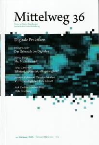Mittelweg 36 - Digitale Praktiken